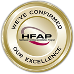 HFAP Seal of Excellence